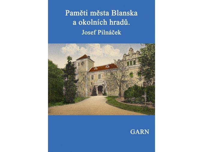 Pameti mesta Blanska