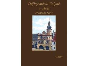 Dějiny města Volyně a okolí
