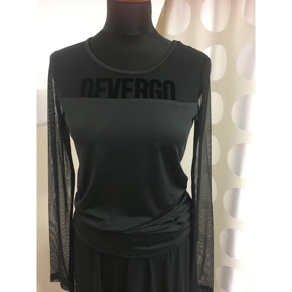 Tričko Devergo dlouhý rukáv