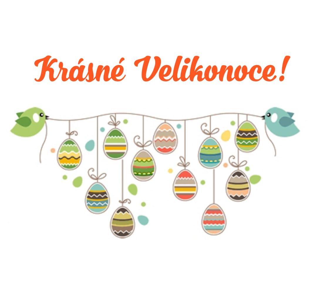 Velikonoční přání!