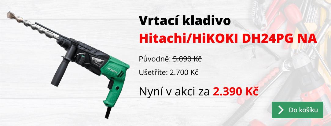 Kladivo vrtací Hitachi / HiKOKI DH24PG NA