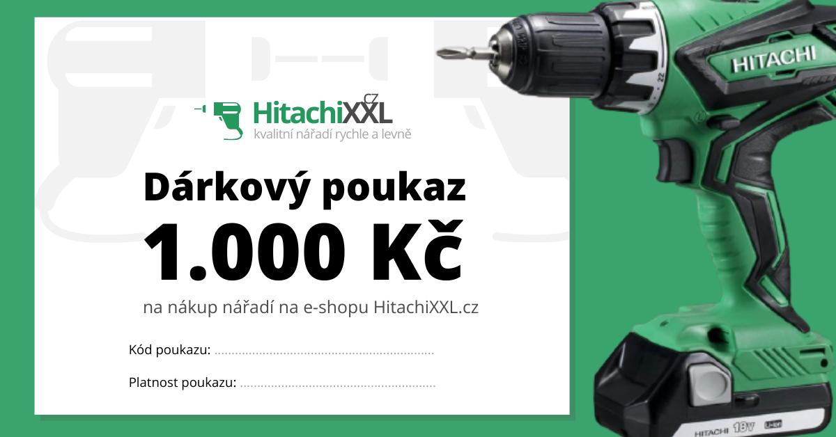HitachiXXL-poukaz-fb