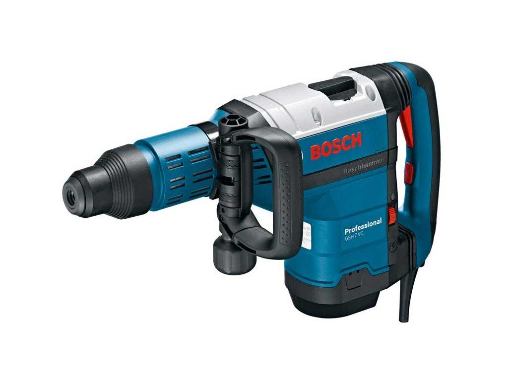 Sekací kladivo Bosch GSH 7 VC Professional 0611322000
