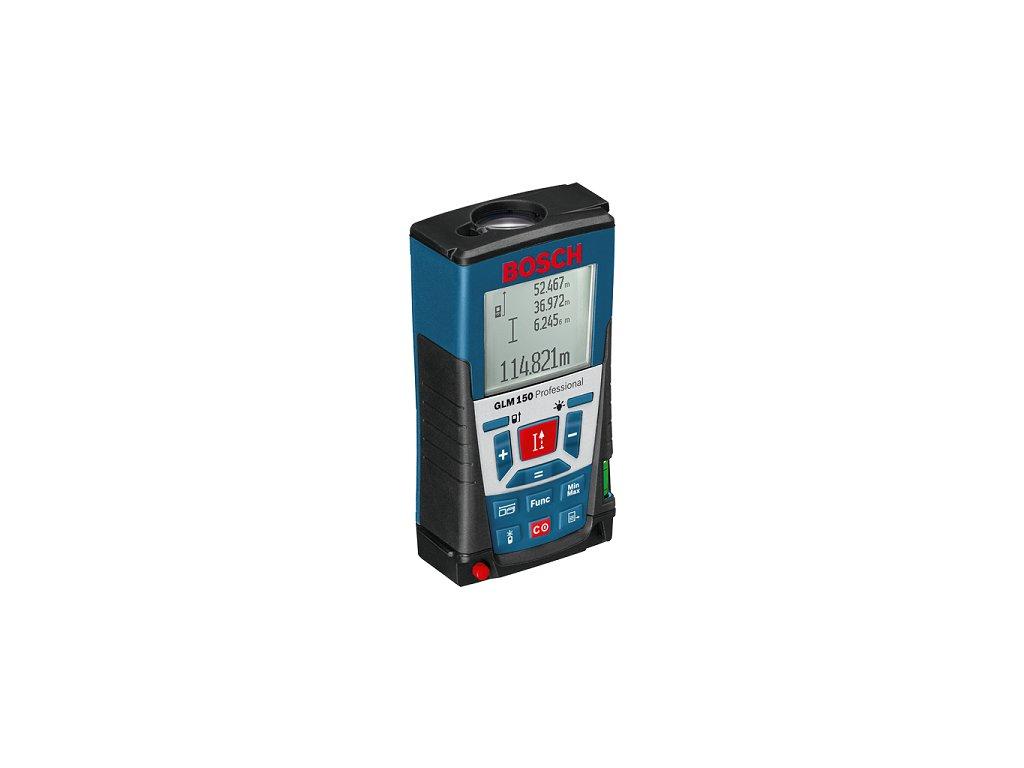 Laserový měřič vzdáleností Bosch GLM 150 Professional