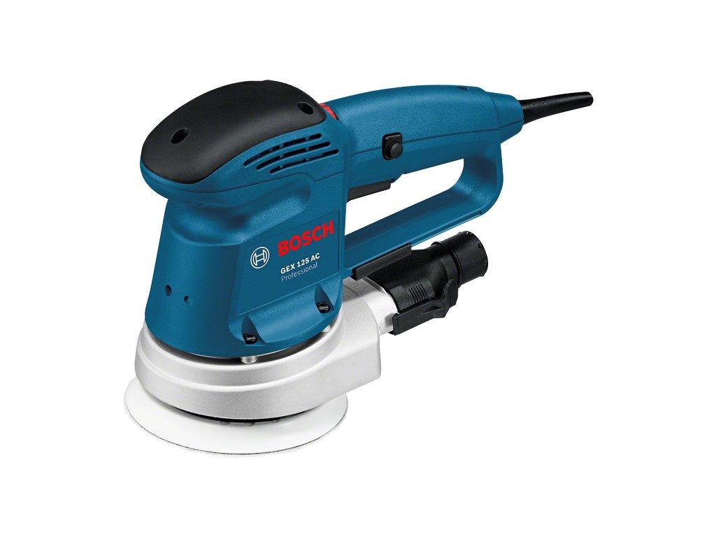 Excentrická bruska Bosch GEX 125 AC Professional 0601372565
