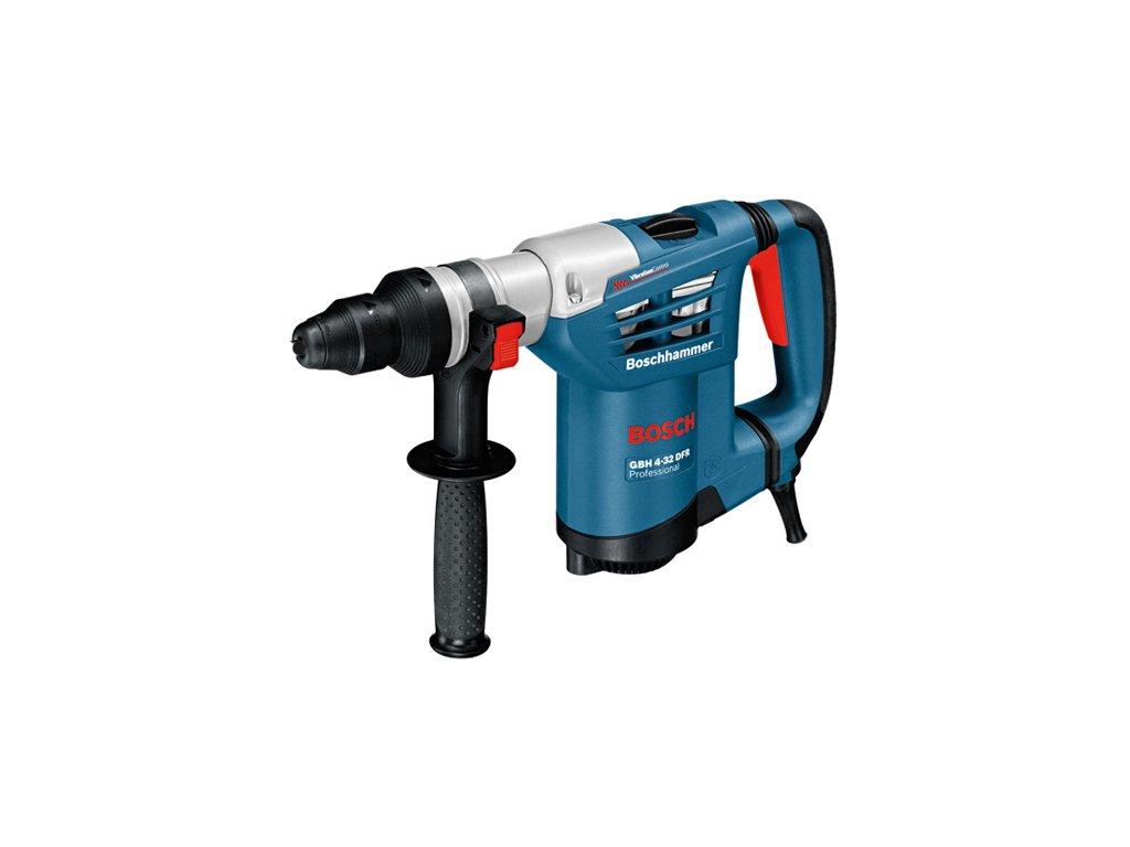 Vrtací kladivo Bosch GBH 4-32 DFR set 0611332101