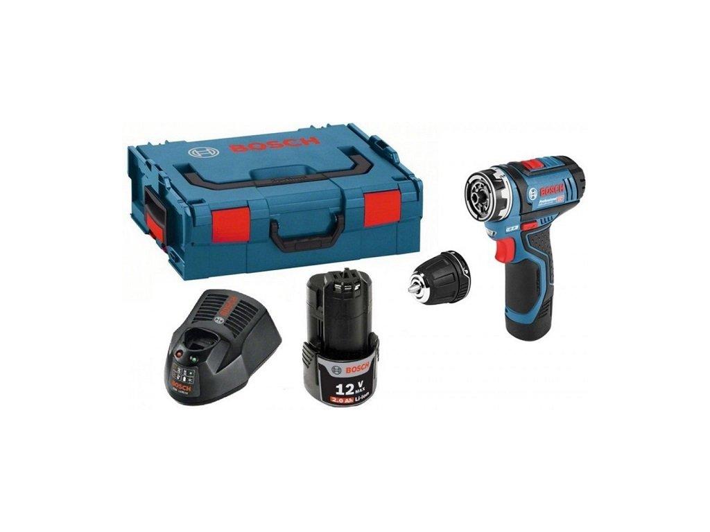 Aku šroubovák Bosch GSR 12V-15 FC Flex Professional 06019F6001