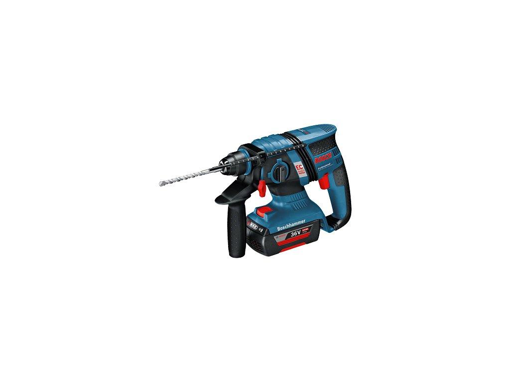 Aku vrtací kladivo Bosch GBH 36 V-EC Compact Professional 0611903R0H