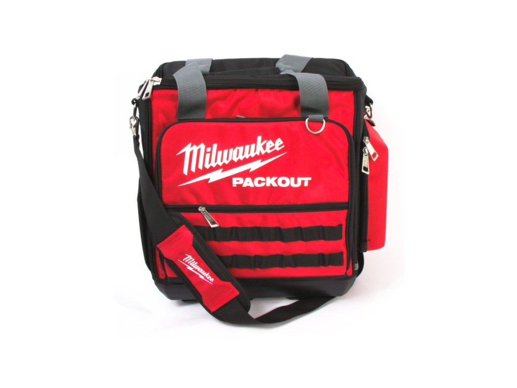 Milwaukee PACKOUT taška pro řemeslníky
