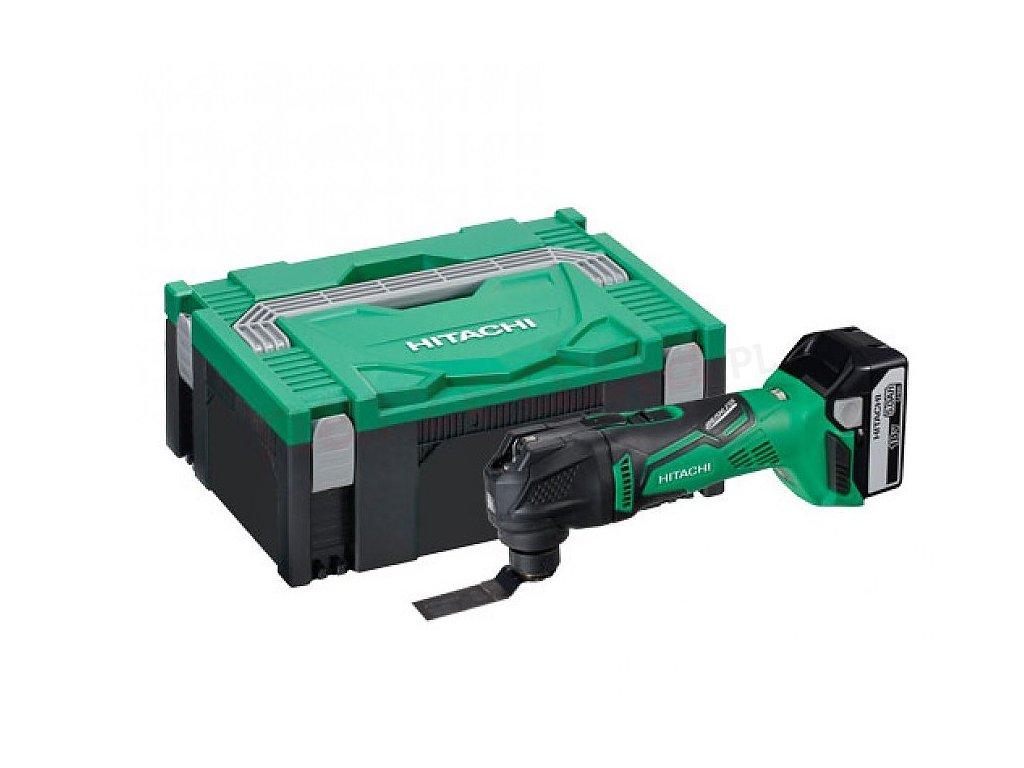 85 aku multi tool hitachi hikoki cv18dblwe hitbox