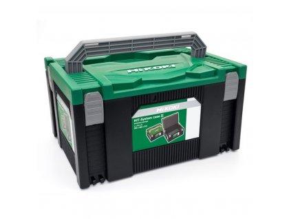 Hitachi/HiKOKI kufr na nářadí Hitbox velikost III