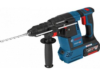 Aku kombinované kladivo Bosch GBH 18V-26 F Professional 0.611.910.003