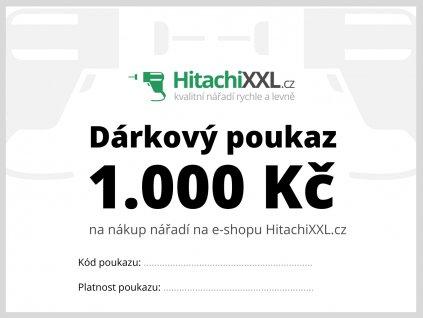 HitachiXXL poukaz