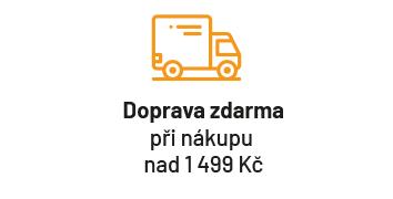 Doprava zdarma od 1500