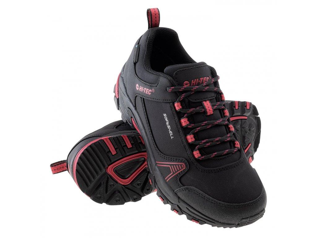 hi tec hapiter low wp wos damske trekove boty nizke cerne (5)