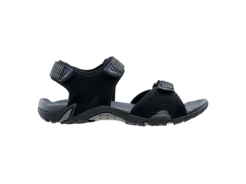 hi tec monilo sandaly sandale panske volnocasove lehke plazove sede