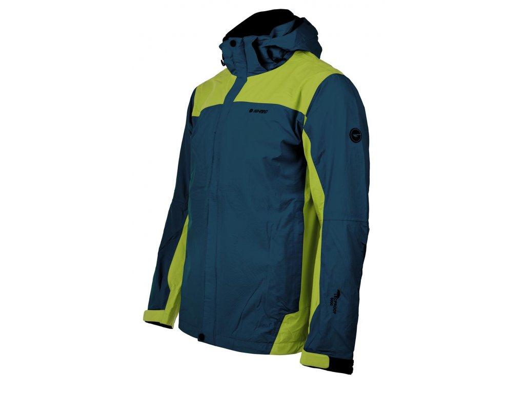 hi tec oruti panska outdoorova bunda s kapuci vodni sloupec 5000