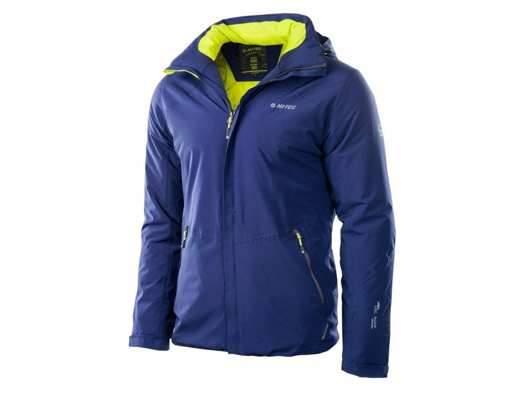 hi tec raffle panska zimni bunda modra (3)