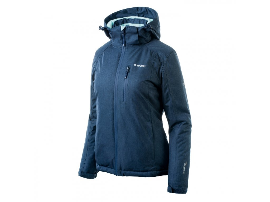 hi tec lady orebro damska zimni bunda modra (2)