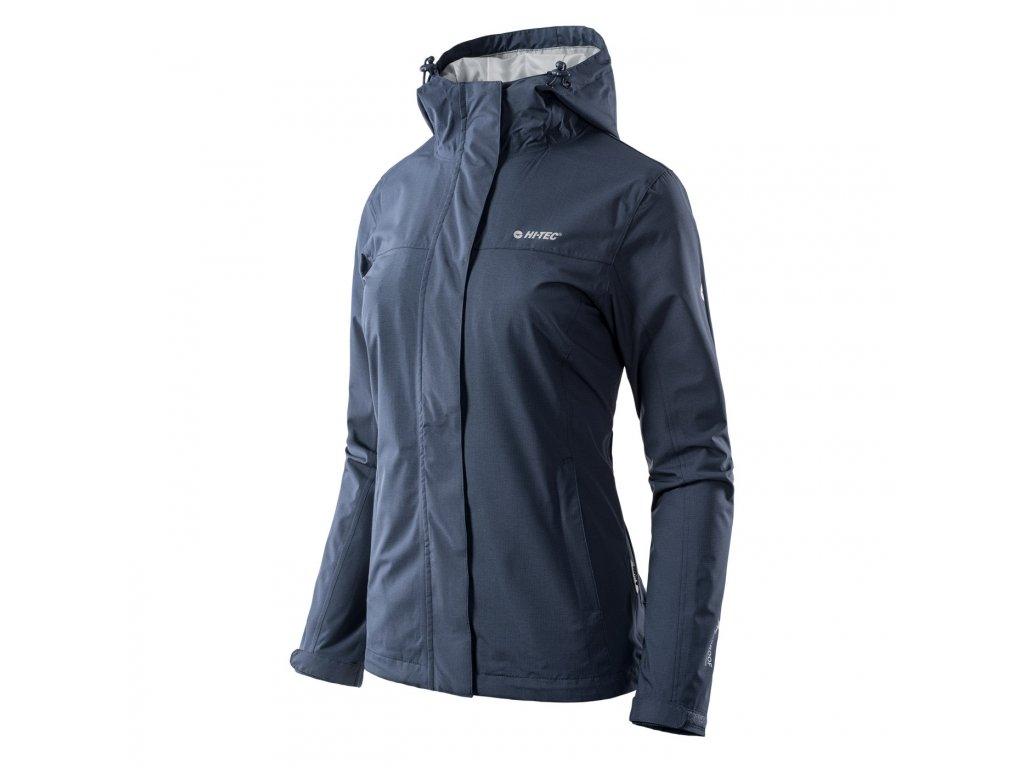 hi tec lady desna damska outdoorova bunda s kapuci seda (3)