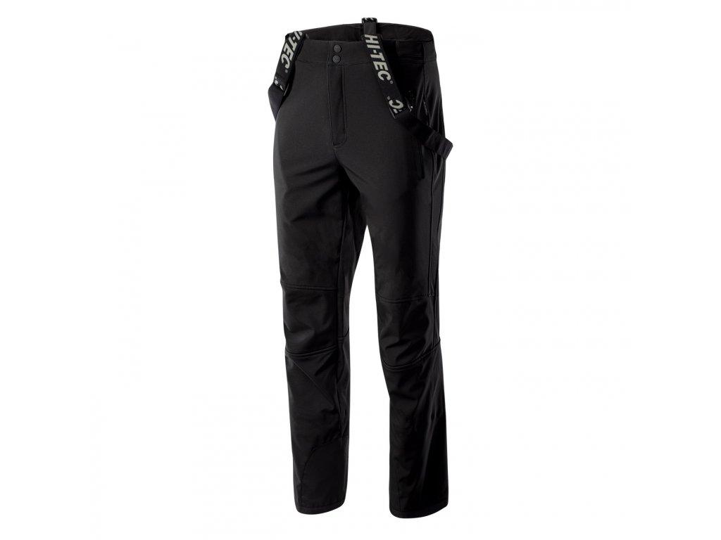hi tec loran panske zimni softshellove kalhoty cerne (2)