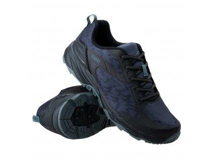 elbrus gezli panske trekove boty nizke modro cerna5