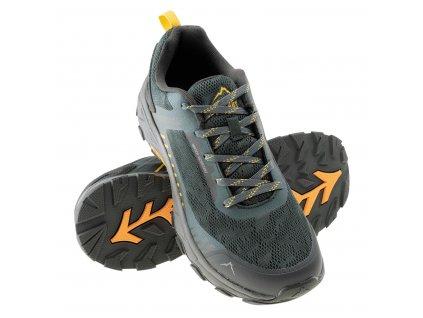 elbrus erie wr panske trekove boty nizke zelene4