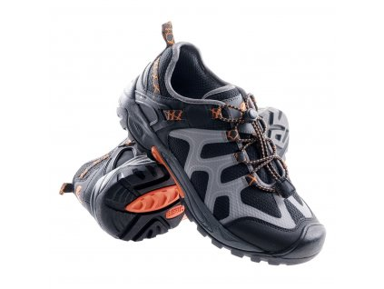elbrus calton panske trekove boty nizke cerne5