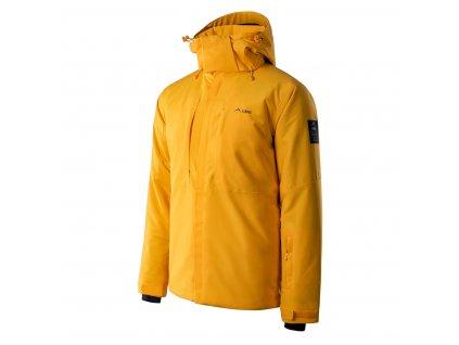 elbrus kaim panska zimni bunda zluta2