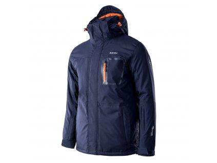hi tec bicco panska zimni bunda modro oranzova (2)