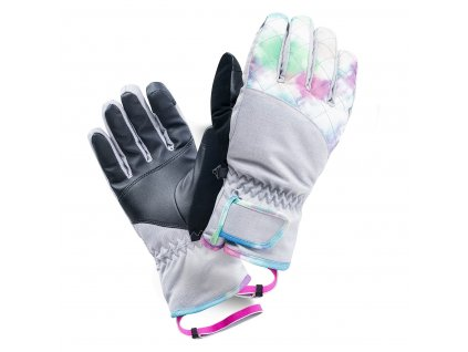 hi tec lady huni damske nepromokave zimni rukavice