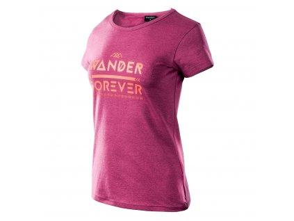 hi tec lady bonie damske triko fialova2