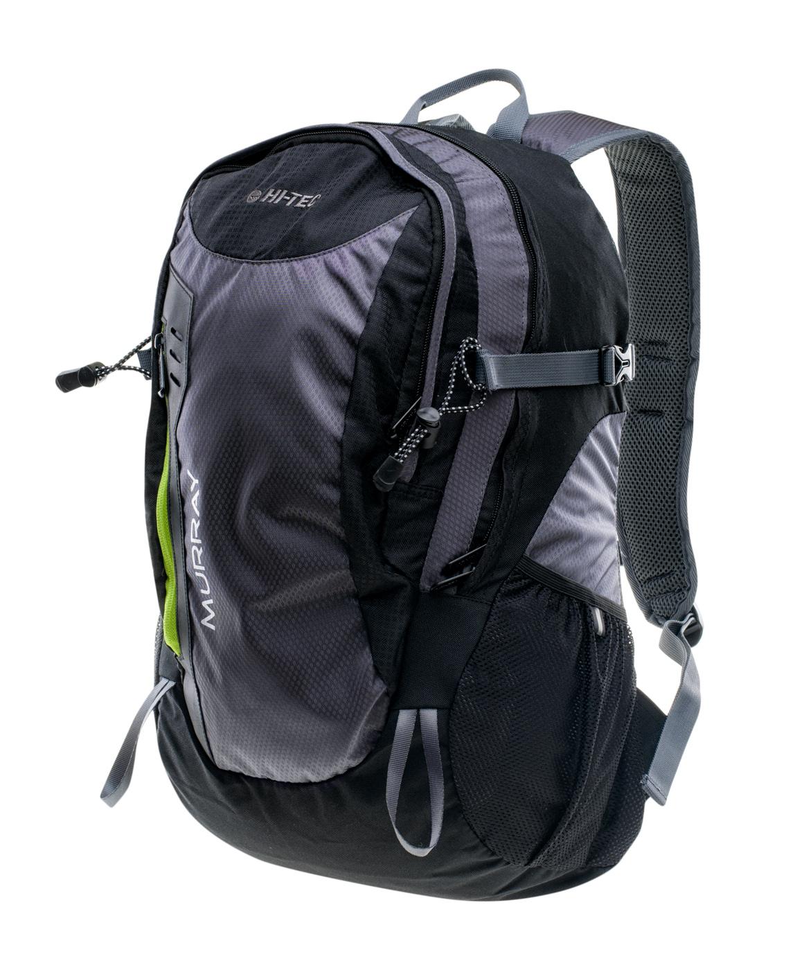 HI-TEC Murray 35L - turistický batoh Barva: Šedá
