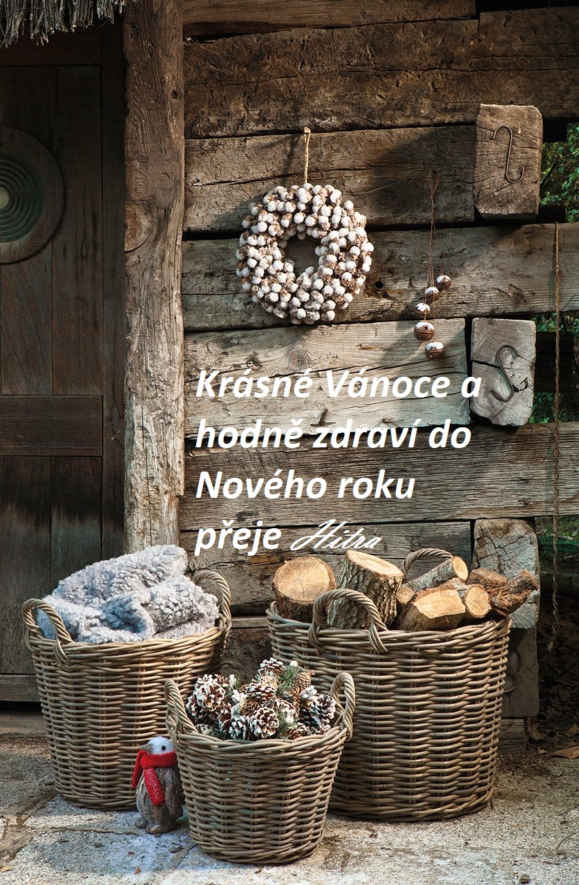 Vánoční prodej v prodejně Hitra