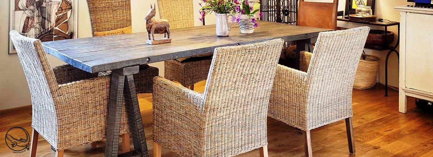 Ratanové židle