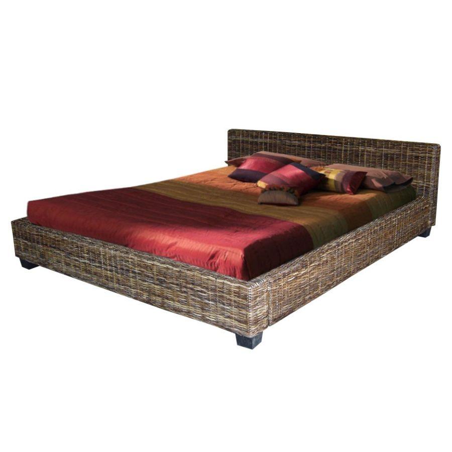 Dřevěná konstrukce - postel DIMA