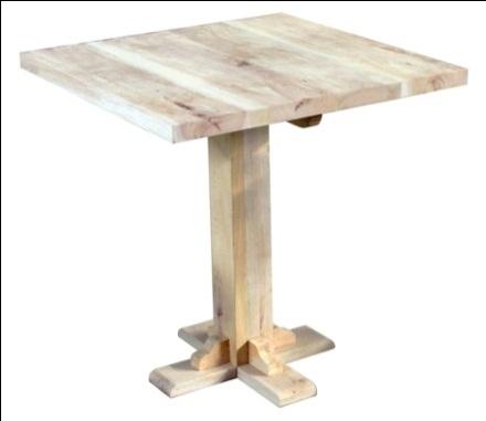 Teakové jídelní stoly