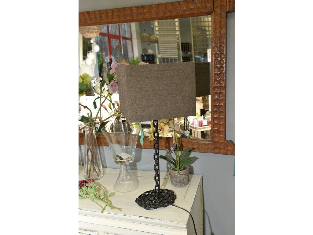Dřevěné zrcadlo Antik - rám