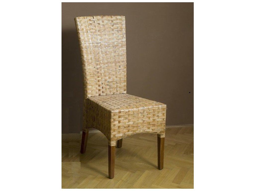 Jídelní židle Anyam CL natur