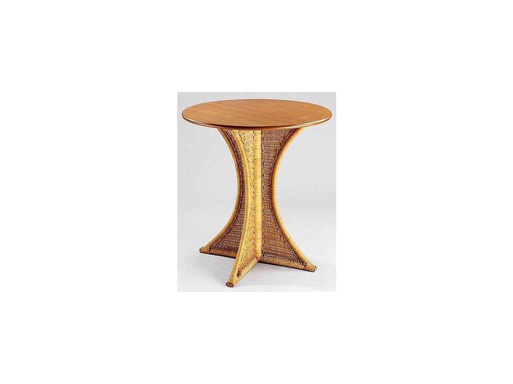 Ratanová podnož/stůl BELIMBING pulut