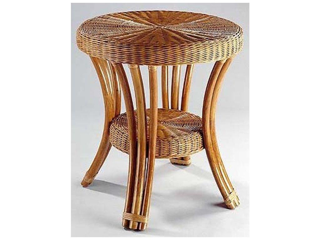 Ratanový stůl BLANKA dh