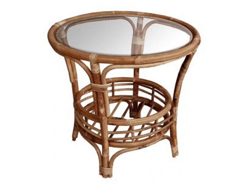 Ratanový stůl PETANI SEMAMBO