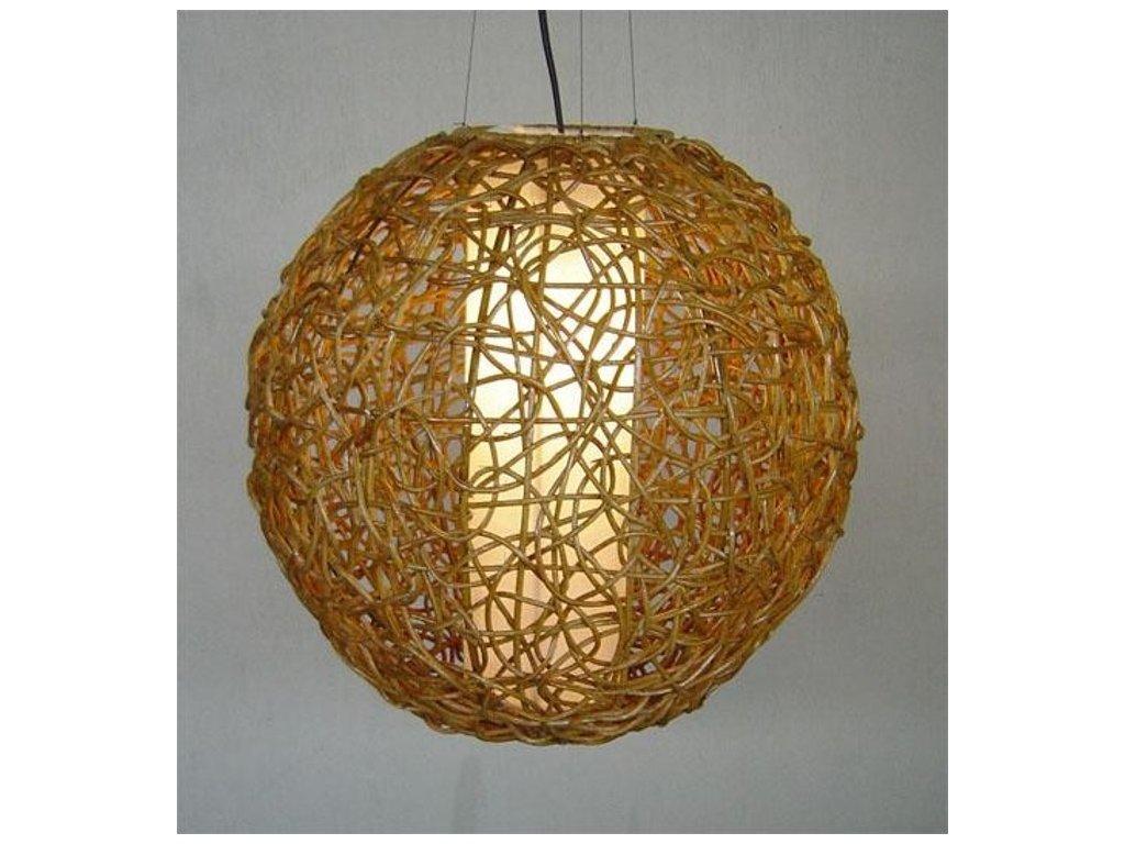 Stínidlo - dekorace KOULE 40 cm LH