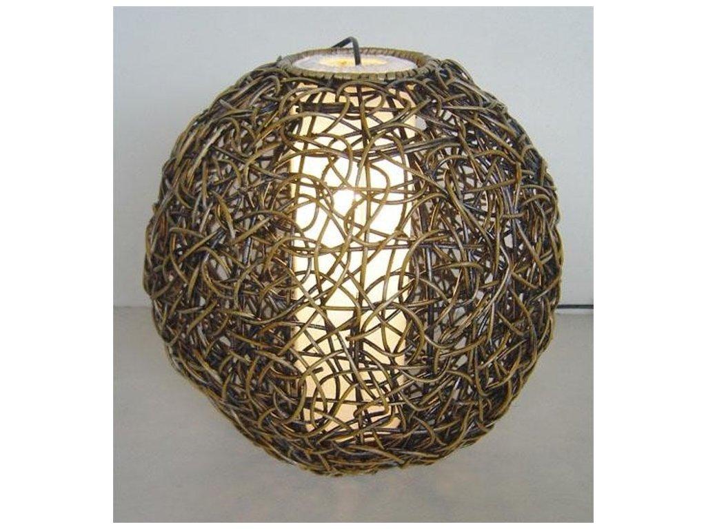 Stínidlo - KOULE 35 cm WASH