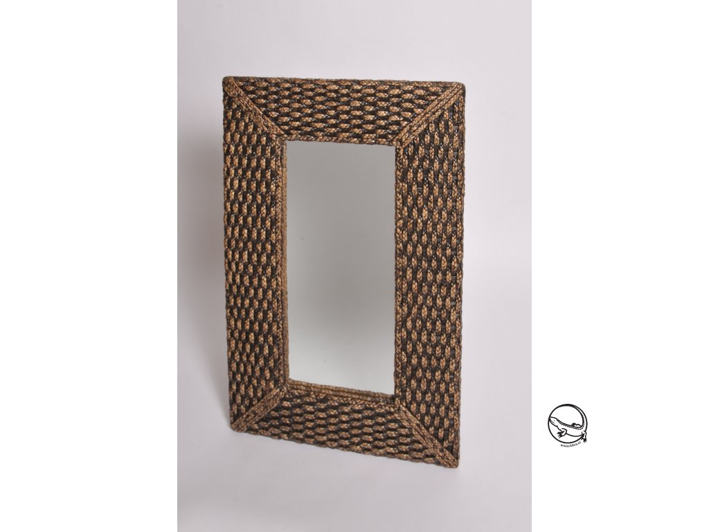 Zrcadlo ECENG wash (copánky) 100x60