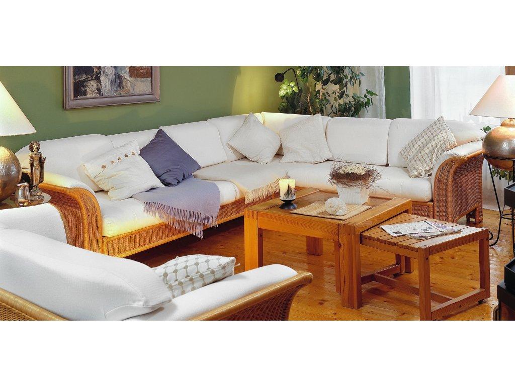 Amazonia dřevěný stůl