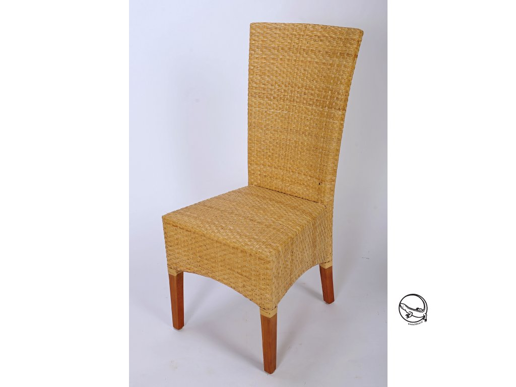 Jídelní židle LASIO vysoká natur