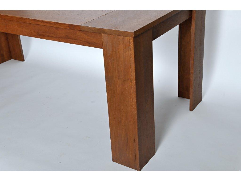 Dubový jídelní stůl 200x90 třešeň