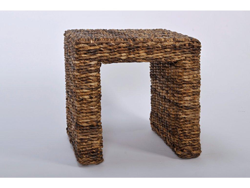 Konferenční stůl BRUNO/PANDORA 40x46 banán