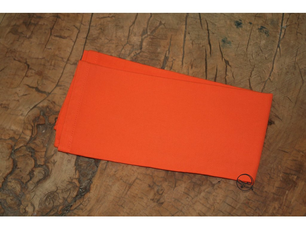 ubrousek Sia oranžový